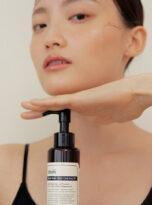 2. Dear, Klairs Gentle Black Deep Cleansing Oil Olpeo Korean Cosmetics