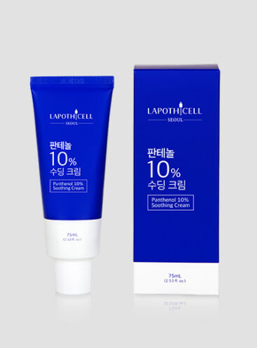 Lapothicell Panthenol 10% Soothing Cream