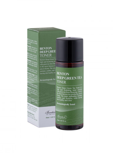 Benton Deep Green Tea Toner Mini Deluxe 30ml